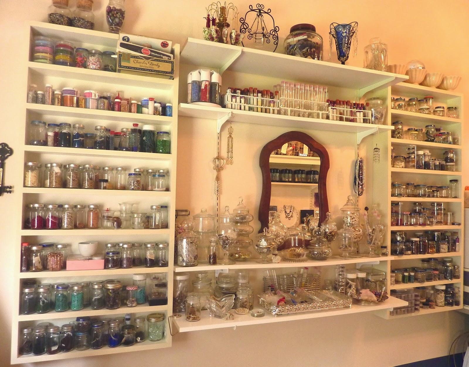 Craft Storage Solutions Organizing Ideas