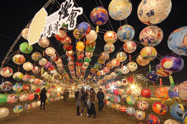 台南府城普濟燈會