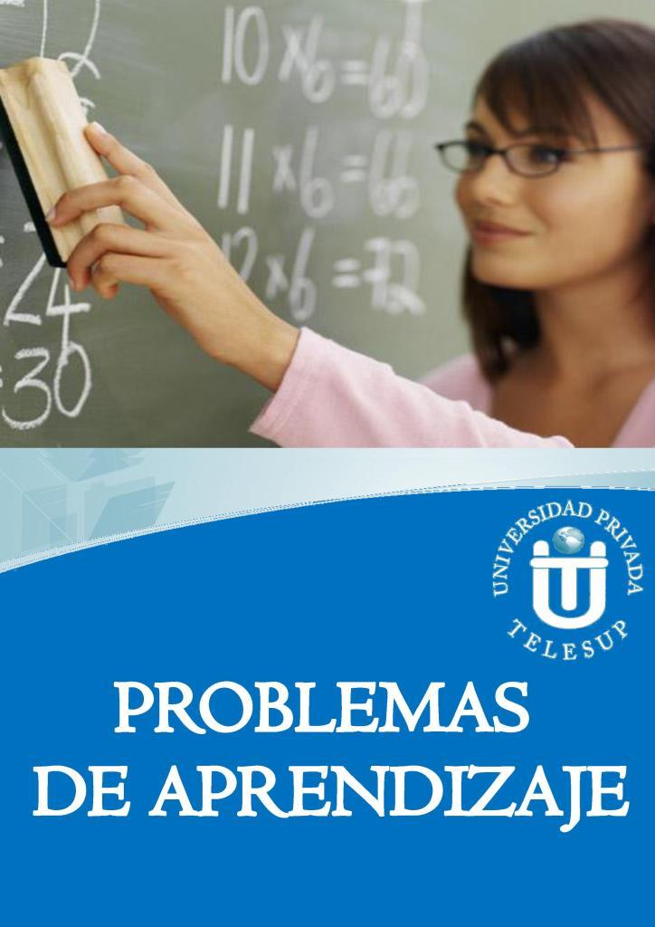 Problemas de aprendizaje – TELESUP