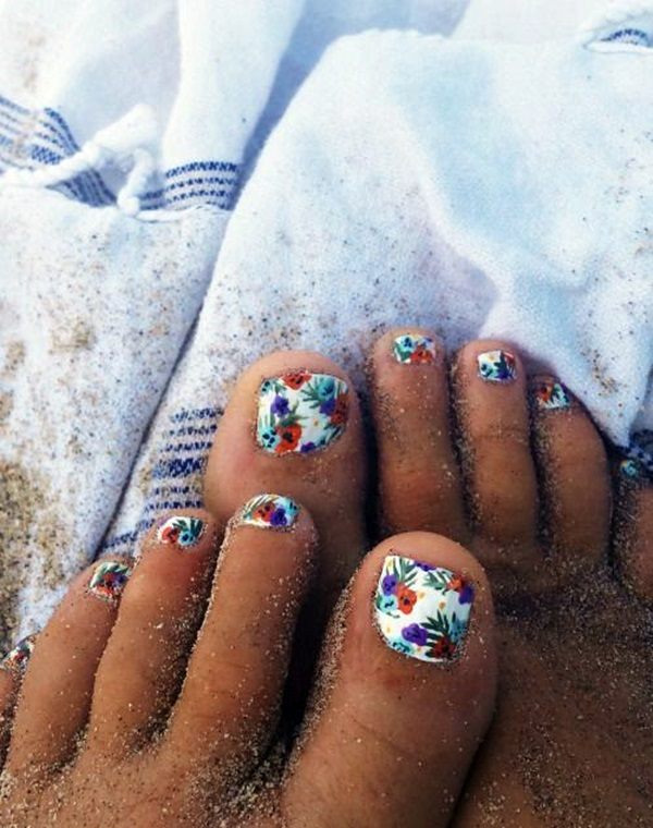 Cute toe nail designs and ideas 2016 fashion newbys toenail designs with pastel colors prinsesfo Image collections