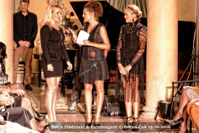 Extravagant predstavlja @ modna revija Petra Fledrović i 13.sezone lifestyle emisije Extravagant, Opatija 15.10.2016