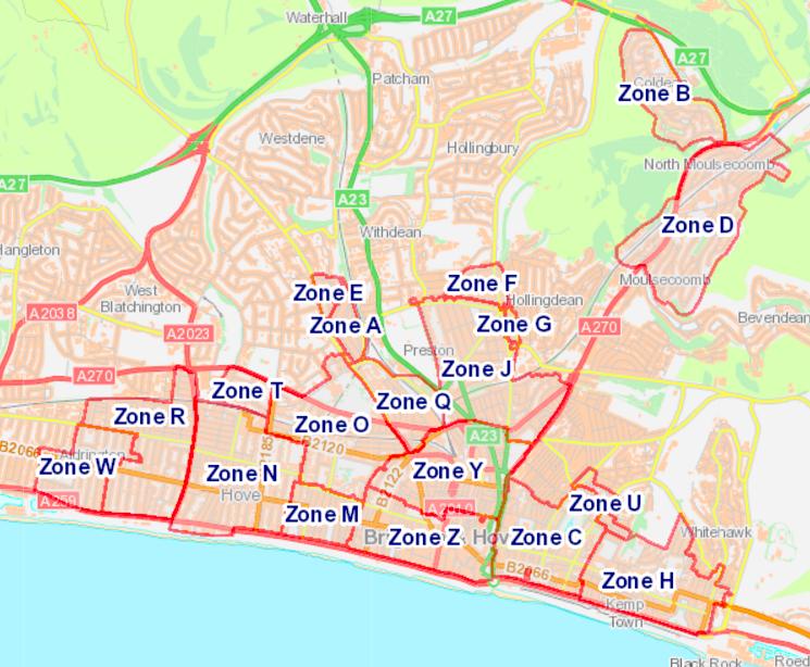 Brighton Bits: How to park free in Brighton & Hove