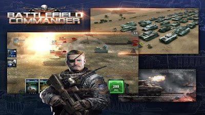 Battlefield Commander MOD APK v1.0.01.0.0 for Android Latest Version 2018