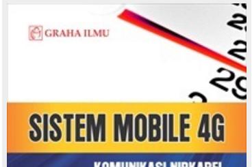 Jual Sistem Mobile 4G; Komunikasi Nirkabel Kecepatan Tinggi - DISTRIBUTOR BUKU YOGYA | Tokopedia