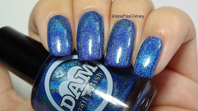 Dam - Aquamarine