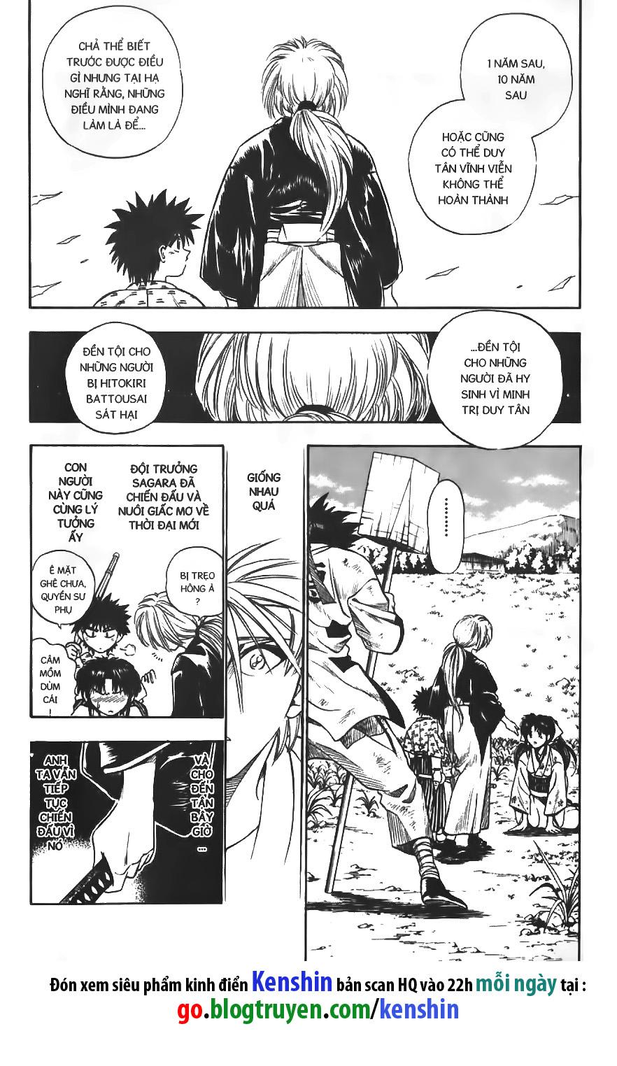 Rurouni Kenshin chap 8 trang 13
