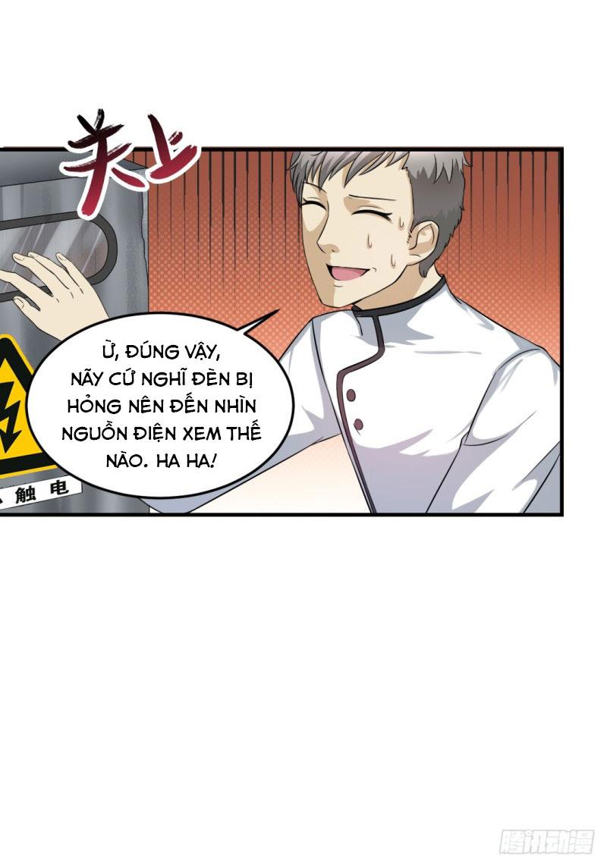 Cuộc Chiến Phía Sau Nhà Bếp chap 22 - Trang 12