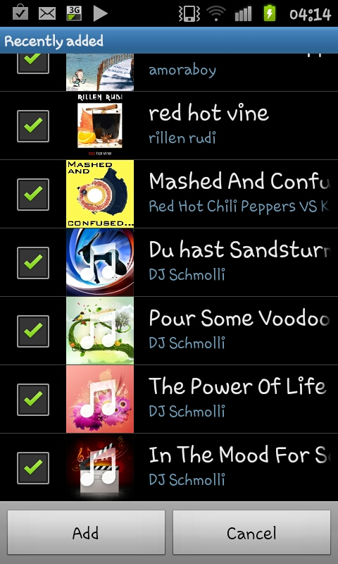 phone tips: How to create a playlist on a Samsung Galaxy S2