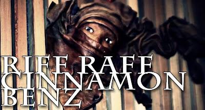 RiFF RAFF - CiNNAMON BENZ
