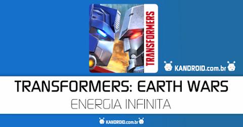 Transformers: Earth Wars v1.61.0.20893 APK Mod [Mana]