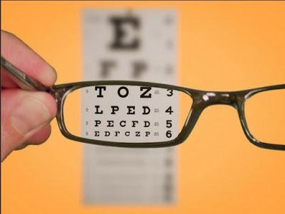 Kacamata Rabun Jauh