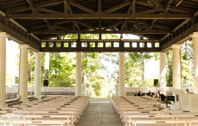 Wedding Venues Upstate Ny chautauqua institute