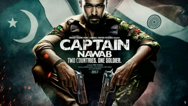 Emraan Hashmi 2017 Upcoming movie Captain Nawab release date image, poster