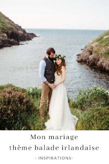 inspirations et idées pour un mariage thème irlande blog mariage unjourmonprinceviendra26.com