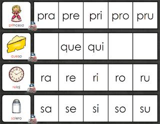 11 silabarios para niños de preescolar y primer ciclo de primaria gratis 11
