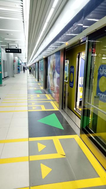Stasiun MRT Jakarta Bundaran HI
