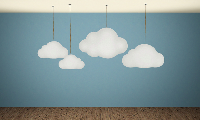 My Sims 3 Blog Cloud Lights By Gelinabuilds