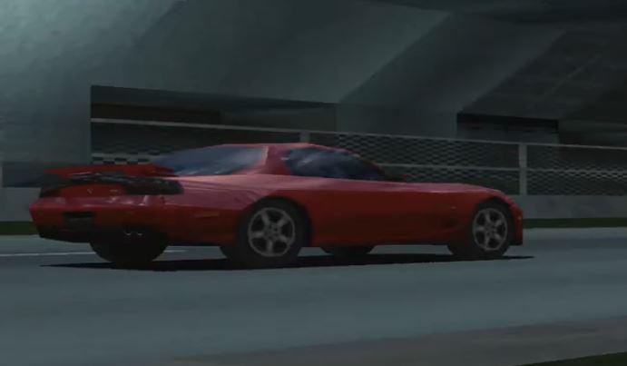 Mazda Efini RX-7 Type RB Bathurst '96