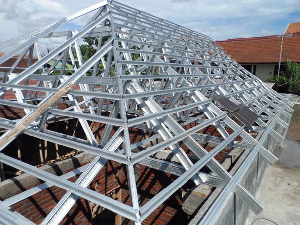 menghitung kebutuhan baja ringan untuk atap tb fortune jaya makmur distributor dan genteng