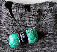 enhance your sweater with crochet