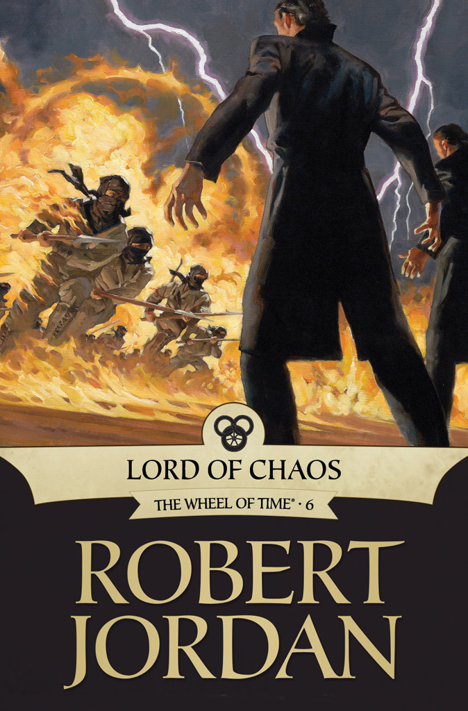 Lord of Chaos - Robert Jordan - A Lot of Pages...