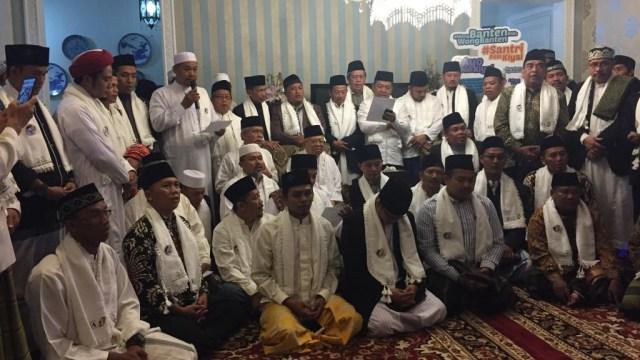 Persatuan Muballigh Ahlussunnah Waljamaa'ah se-Jawa Dukung KH Ma'ruf Amin