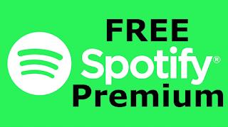 Pilih Opsi Spotify Premium