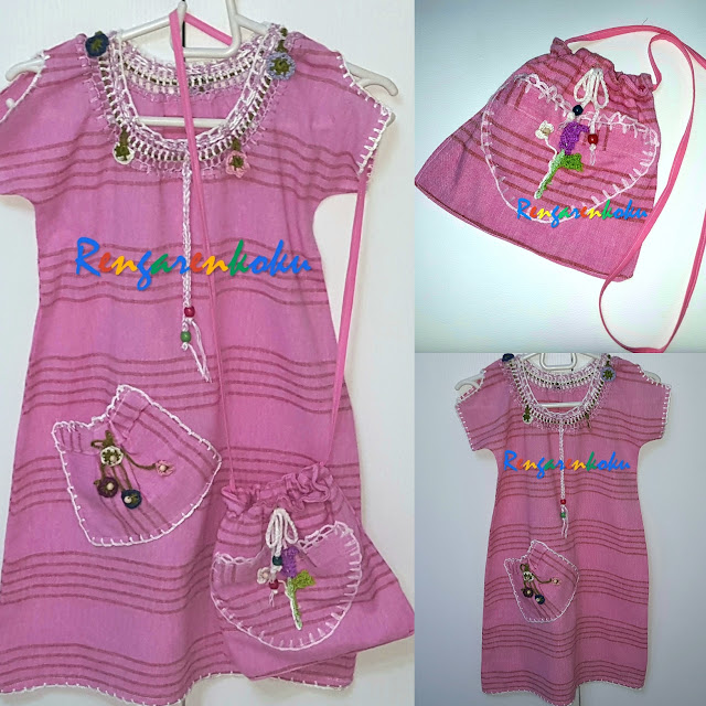 çocuk yazlık elbise