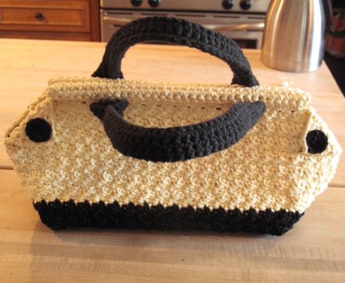 Beautiful Purse - Free Pattern
