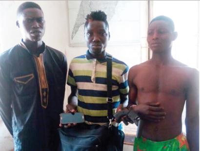 robbers operating okada