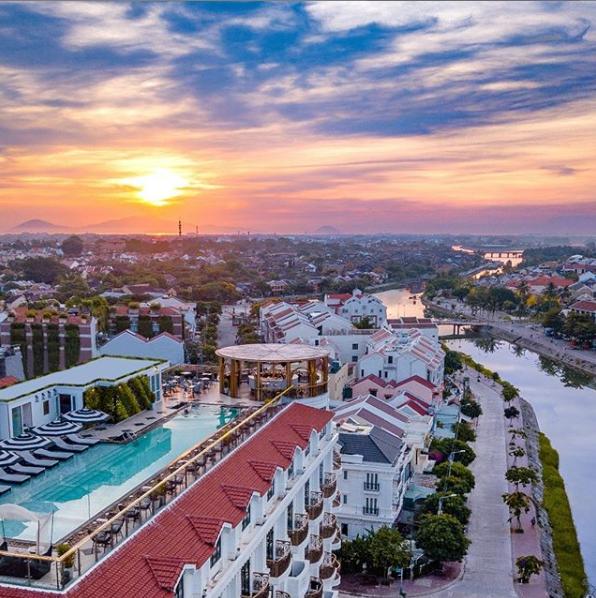 Giao thừa tết Dương lịch 2019: Hội An tổ chức bắn pháo hoa bên bờ sông Hoài