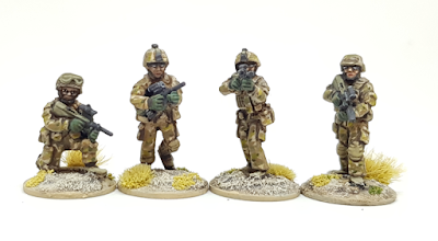 Modern Australian Miniatures Figures 20mm