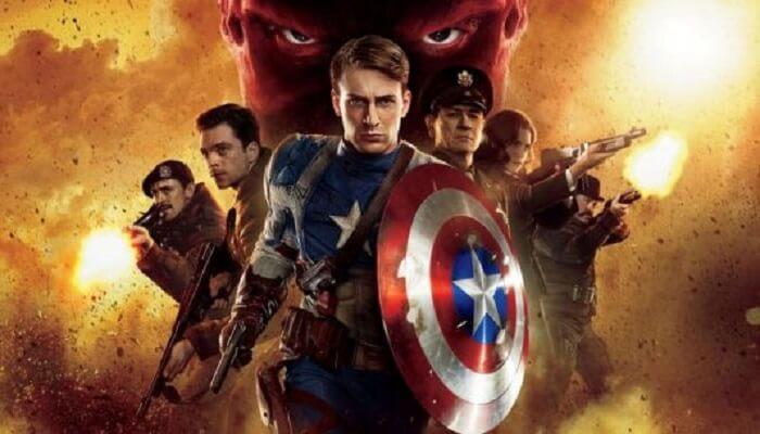 Yabancı Filmler İzle - Kaptan Amerika İlk Yenilmez - Kurgu Gücü