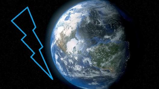 Bumi penghasil listrik