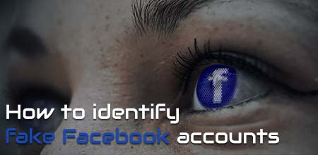 Identifying fake Facebook accounts it works in few seconds