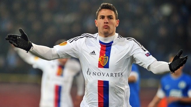Arsenal set to sign Fabian Schar