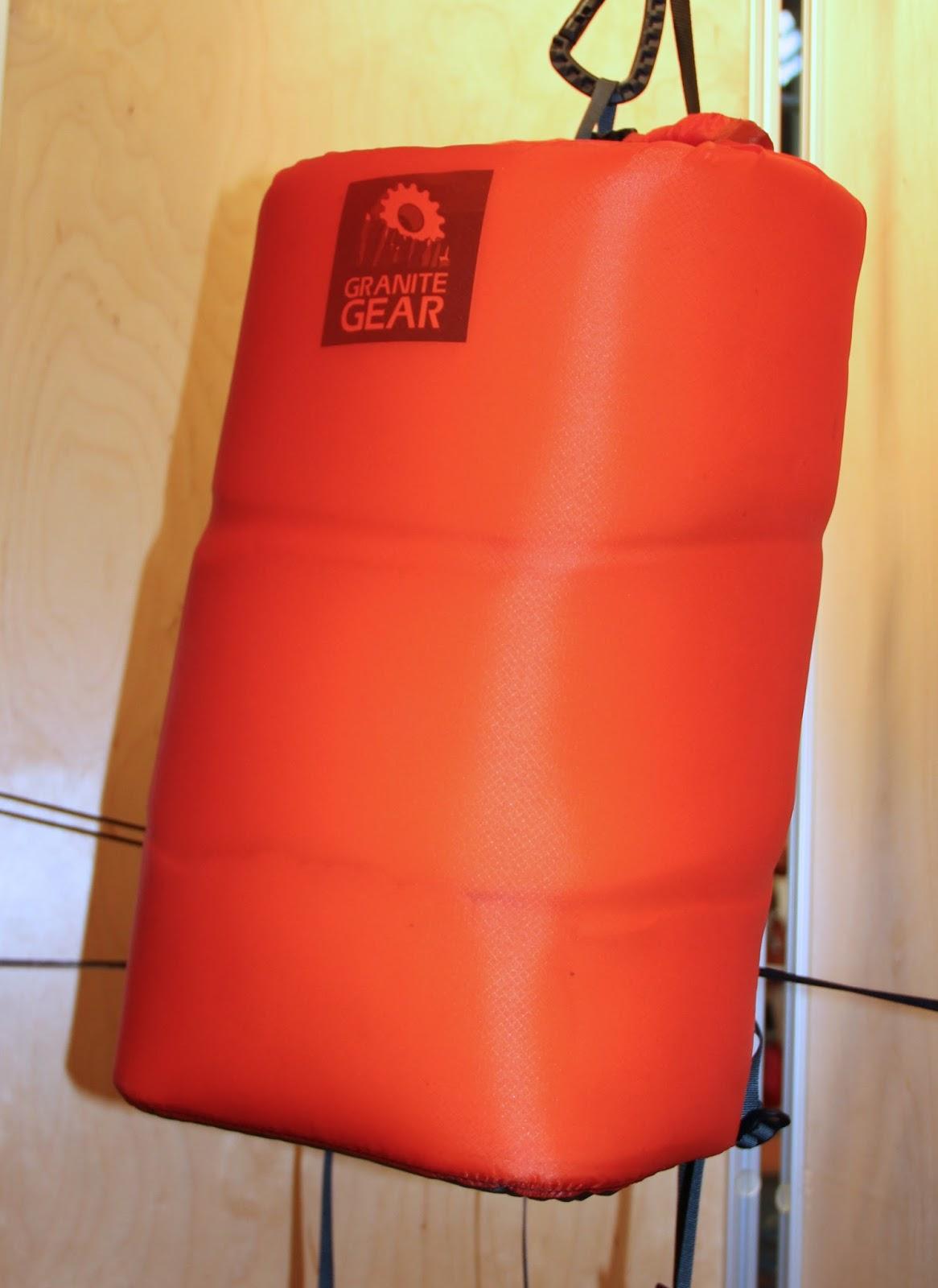 a592cba21 GRANITE GEAR S/S 2014 New Backpacks