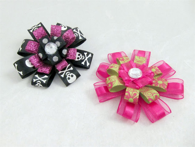etsy hair bows, handmade, bowtique glam, etsy, for sale, hair bow