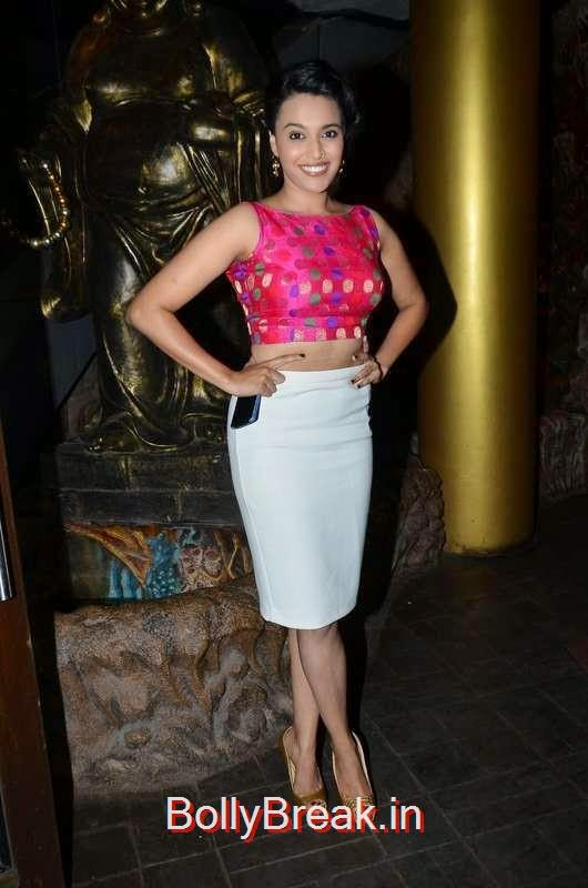 Swara Bhaskar, Richa Chadda's Birthday Party Hot Images