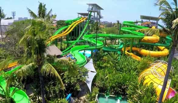 Objek Wisata Bali Waterbom