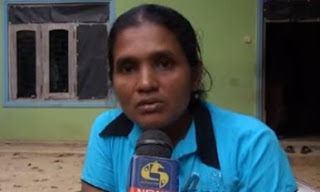 Woman Returns Home After 26 years in Gampola