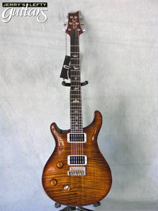jerry 39 s lefty guitars newest guitar arrivals updated weekly prs custom 22 black gold left. Black Bedroom Furniture Sets. Home Design Ideas