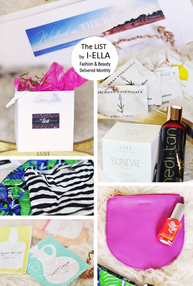 The List by I-ella Hamptons Bag