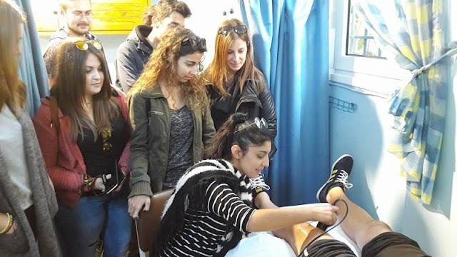 Εκπαιδευτική επίσκεψη των σπουδαστών του Δ.ΙΕΚ ΑΡΓΟΥΣ στo ΚΑΠΗ Άργους