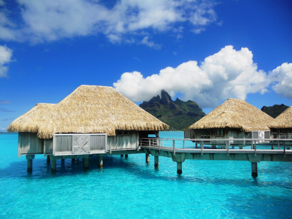 St Regis Bora Bora Restaurant