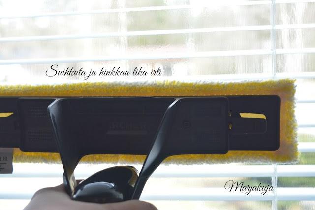 karcher ikkunapesuri