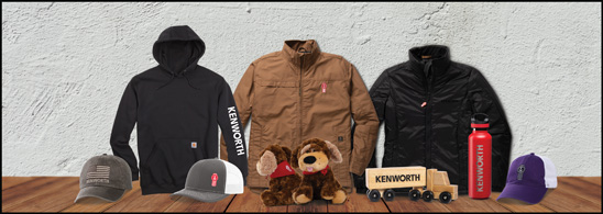 Kenworth Branded Merchandise