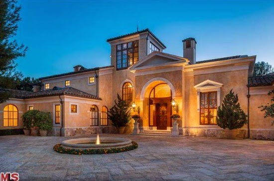 Ove Com Cars >> Eileen's Home Design: Mansion For Sale in Beverly Hills, CA For $45,000,000
