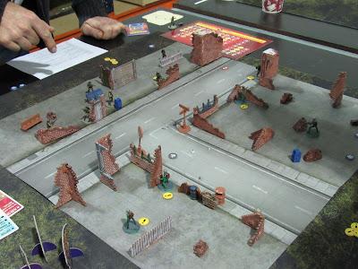 mars attacks! club game