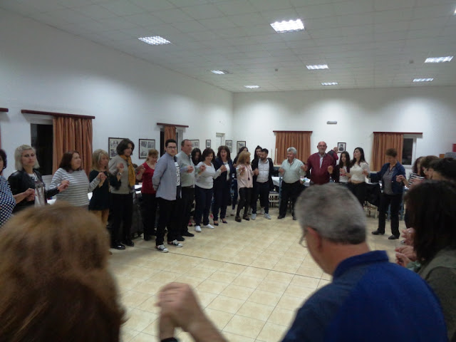 Συνάντηση Σαμψουνταίων στη Ν. Σαμψούντα Πρέβεζας